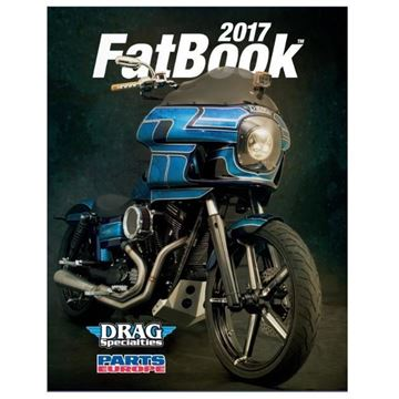 Immagine di Catalogo Drag Specialties FatBook 2017