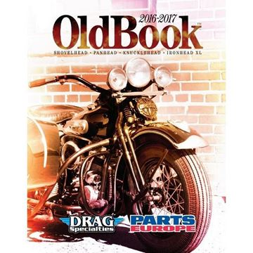 Immagine di Catalogo OldBook Drag Specialties 2016/2017
