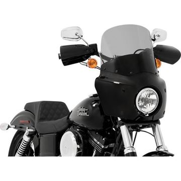Parabrezza per Cupolino Road Warrior 13""