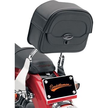 Immagine di Borsa Saddlemen Large Cruis'n Sissy Bar