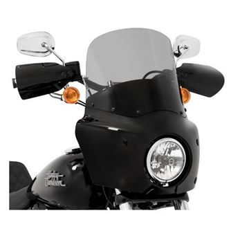 Immagine di Cupolino Road Warrior Memphis Shades per Softail