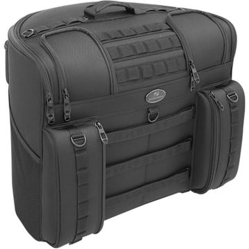 Immagine di Borsa per sella posteriore Saddlemen Tactical BR4100