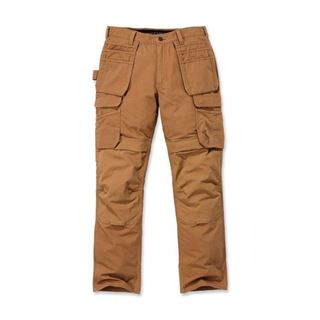 Full Swing Carhartt - Pantaloni tecnici multitasche Marrone