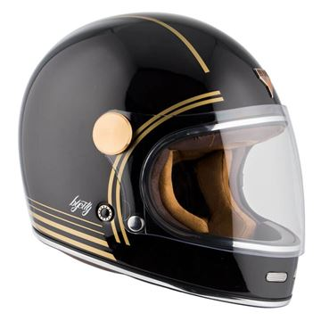 By City Roadster in fibra di carbonio Gold Black